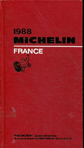 1988 MICHELIN. FRANCE.