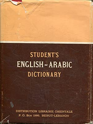 STUDENT S ENGLISH-ARABIC DICTIONARY.
