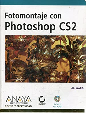 FOTOMONTAJE CON CS2 + CD-ROM.