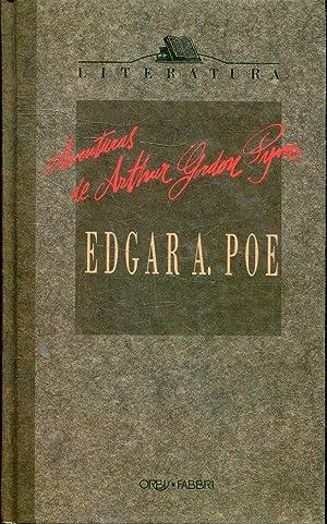 AVENTURAS DE ARTHUR GORDON PYM.: POE, Edgar A.