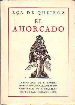 EL AHORCADO.: EÇA DE QUEIROZ Jose Maria.