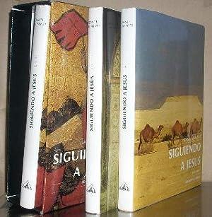 SIGUIENDO A JESUS (3 TOMOS).: ALIMENTI, Dante.