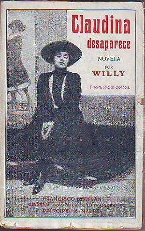 CLAUDINA DESAPARECE.: WILLY.