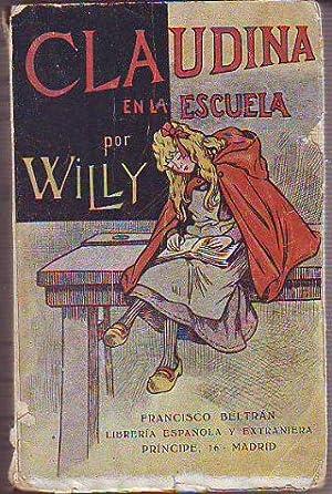 CLAUDINA EN LA ESCUELA.: WILLY.