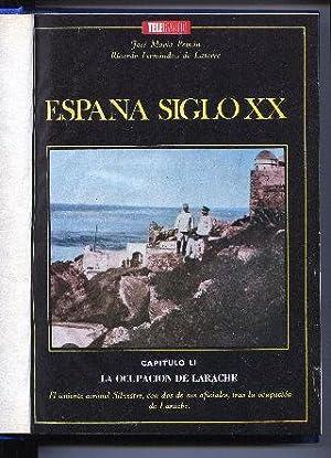 ESPAÑA SIGLO XX. (FASCICULOS Nº 51 A 100).