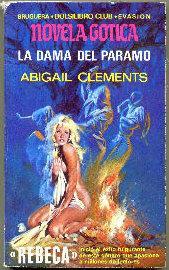LA DAMA DEL PARAMO.: clements, Abigail.