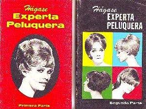 HAGASE EXPERTA PELUQUERA (2 TOMOS).: PASTRANA, Maria Luisa.