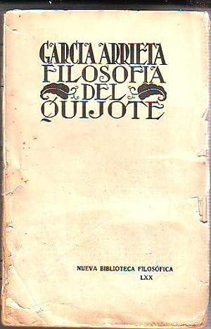FILOSOFIA DEL QUIJOTE, O COLECCIÓN DE MAXIMAS, REFLEXIONES Y SENTENCIAS, ENTRESACADAS DE ...