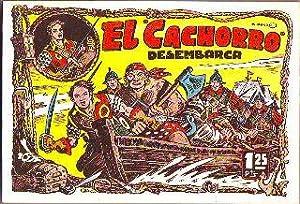 EL CACHORRO. TOMO 5: EL CACHORRO DESEMBARCA.: GARCIA IRANZO, Juan.
