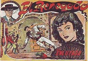 EL RENEGADO. Nº. 2. LA ENLUTADA.: AMOROS, F.
