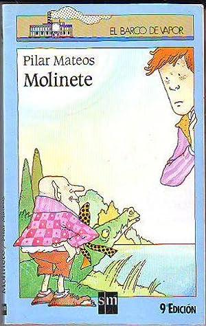 MOLINETE.: MATEOS, Pilar.