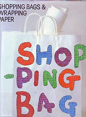 SHOPPING BAGS & WRAPPING PAPER. SHOPPING BAG.