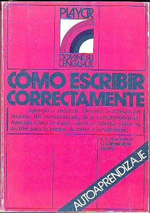 COMUNICACION ESCRITA.: FERNANDEZ DE LA