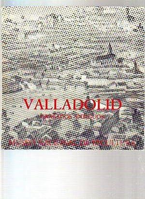 VALLADOLID, GRABADOS ANTIGUOS.: GARCIA DE WATTENBERG, Eloisa.