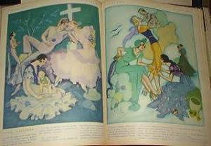 LECTURAS. REVISTA MENSUAL. AÑO XIII, 1933. PRIMER SEMESTRE. NUMEROS. 140-145.