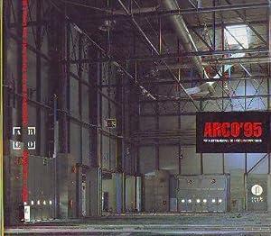 ARCO' 95. FERIA INTERNACIONAL DE ARTE CONTEMPORANEO. CATÁLOGO. ARCO' 95 ...