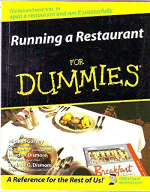 RUNNING A RESTAURANT FOR DUMMIES.