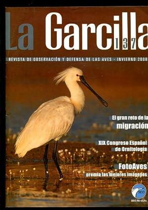 LA GARCILLA. REVISTA DE OBSERVACION Y DEFENSA