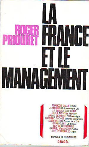 LA FRANCE ET LE MANAGEMENT.