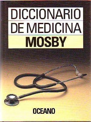 DICCIONARIO DE MEDICINA MOSBY.