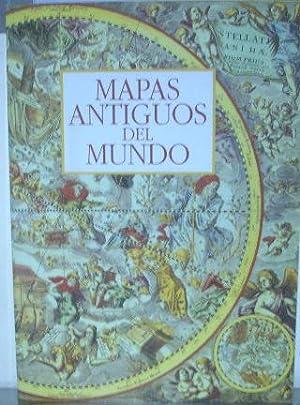 MAPAS ANTIGUOS DEL MUNDO.: ROMERO/BENAVIDES, Federico/Rosa.