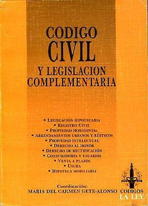 C digo civil iberlibro for Libro cuarto del codigo civil