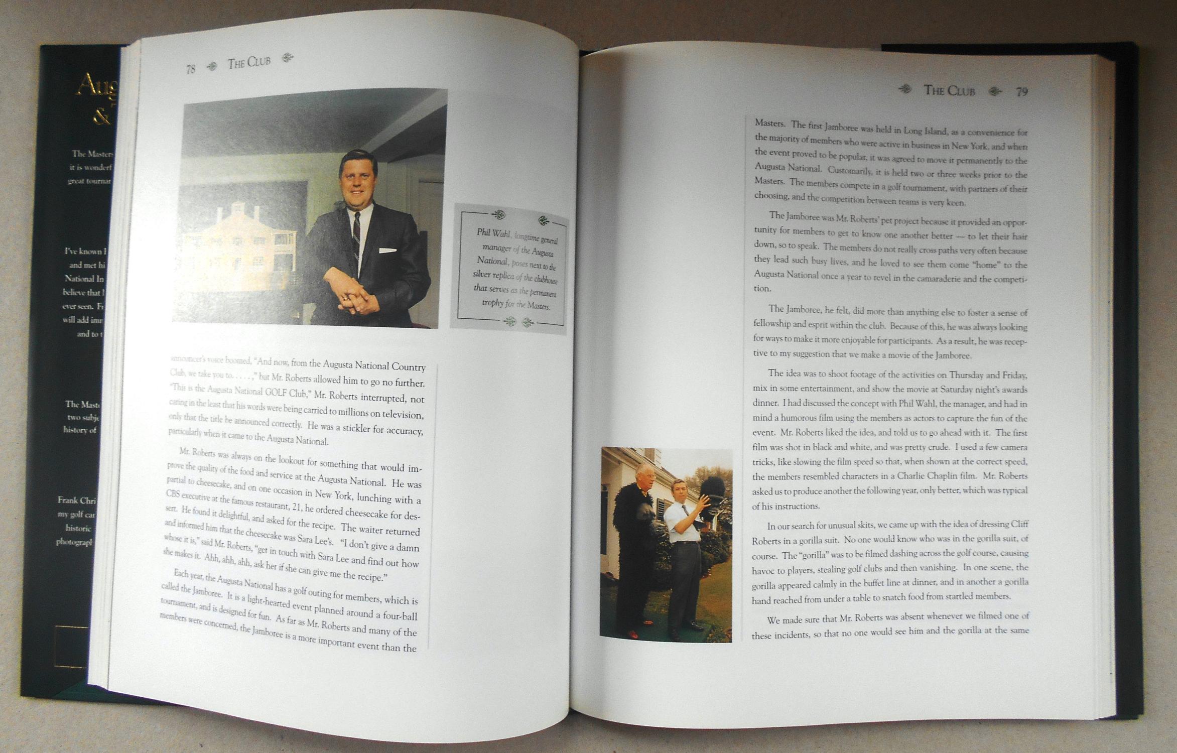 """Résultat de recherche d'images pour """"augusta national and the masters frank christian photos"""""""