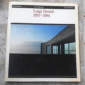 Luigi Snozzi (Architettura. I contemporanei) (Italian Edition): Snozzi, Luigi