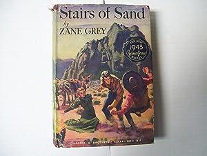Stairs of Sand: Grey, Zane