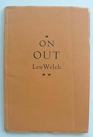 On Out [inscribed]: Welch, Lew