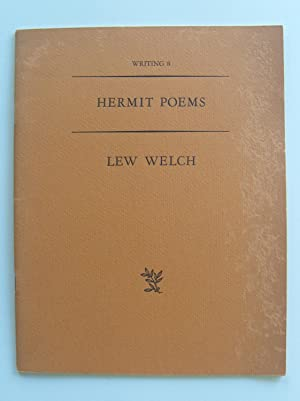 Hermit Poems [one of 26 lettered signed: Welch, Lew
