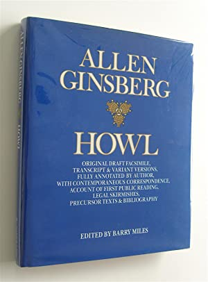 Howl. Original Draft Facsimile [first edition thus,: Ginsberg, Allen