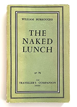 The Naked Lunch | William S. Burroughs | First Edition