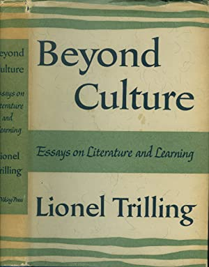 lionel trilling the liberal imagination essays on literature and society The liberal imagination: essays on literature and society (1950) the opposing self: nine essays in criticism (1955) freud and the crisis of our culture (1955.