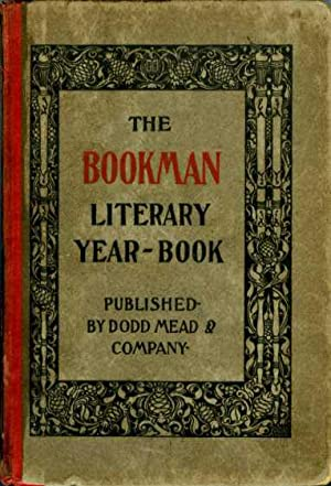 The Bookman Literary Year-Book 1898: MacArthur, James (editor)