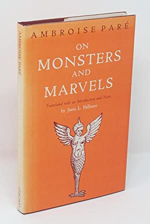 On Monsters and Marvels