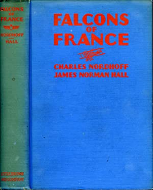 Falcons of France: A Tale of Youth: Nordhoff, Charles &