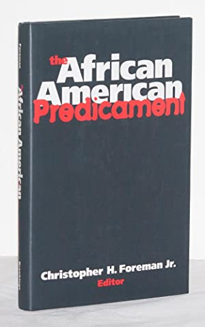 The African American Predicament