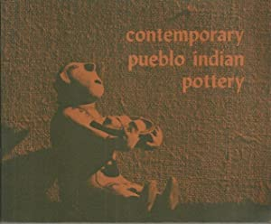 CONTEMPORARY PUEBLO INDIAN POTTERY.: HARLOW, Francis H.