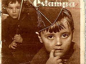 ESTAMPA. AÑO X. N. 488. 29-MAYO-1937.: PERIODICO.
