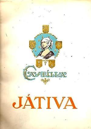 JATIVA. BOLETIN - REVISTA TECNICA DEL PAPEL, PRENSA Y ARTES GRAFICAS. N. 23.: REVISTA.