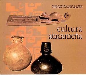 CULTURA ATACAMEÑA.: BITMANN, Bente. LE