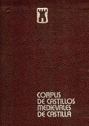 CORPUS DE CASTILLOS MEDIEVALES DE CASTILLA.: ESPINOSA DE LOS