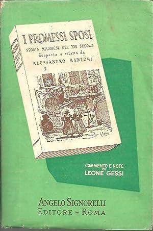 I PROMESSI SPOSI.: MANZONI, Alessandro.