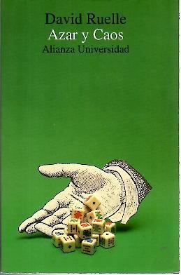 AZAR Y CAOS.: RUELLE, David.