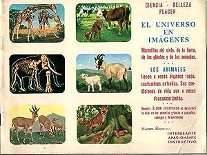 EL UNIVERSO EN IMAGENES. LOS ANIMALES.: ALBUM.
