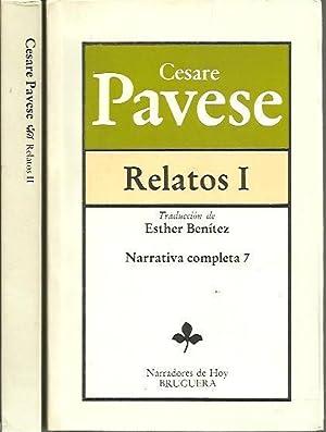 RELATOS I. RELATOS II.: PAVESE, Cesare.