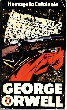 HOMAGE TO CATALONIA.: ORWELL, George.