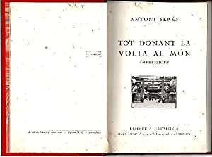 TOT DONANT LA VOLTA AL MON. IMPRESSIONS.  SERES ecabdfeb82