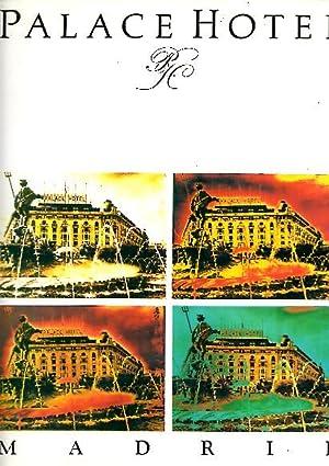 PALACE HOTEL.: AA.VV.